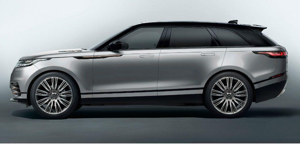 Range Rover Velar uitgeroepen tot mooiste auto ter wereld