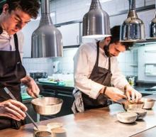 Restaurant Vermeer heeft karakter en verbluft met smaaksensaties