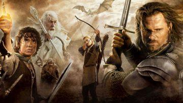 Amazon werkt aan een bizar dure Lord of the Rings serie
