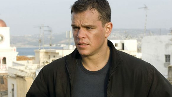 De filmreeks van 'The Bourne' is vanaf deze maand te zien op Netflix