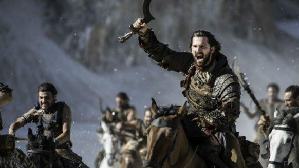 Vechtscène in Game of Thrones seizoen 8 duurde maar liefst 55 nachten om te filmen