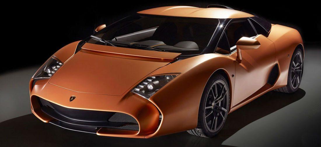 Er is een zeer exclusieve nieuwe Lamborghini Zagato in aantocht