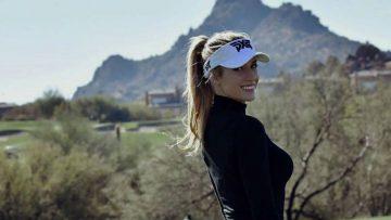 Maak kennis met de heetste golfster ter wereld