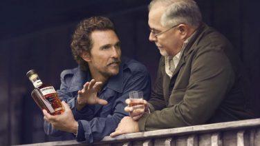 Matthew McConaughey lanceert zijn eigen bourbon