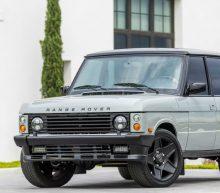 Deze custom Range Rover Classic is het paradepaardje van Project Alpha