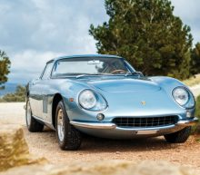 Deze azuurblauwe Ferrari 275 GTB gaat binnenkort onder de hamer