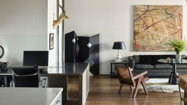 Dit New Yorkse kantoor laat zien hoe stijlvol een werkvloer kan zijn