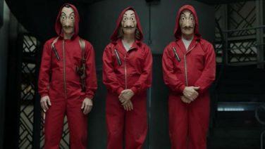 La Casa de Papel-fans opgelet: seizoen 3 is in aantocht