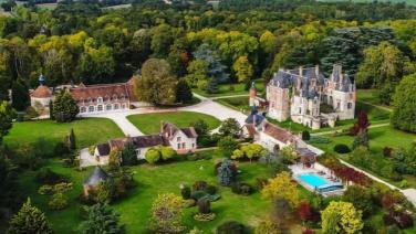 Deze Airbnb kastelen laten jou leven als een vorst