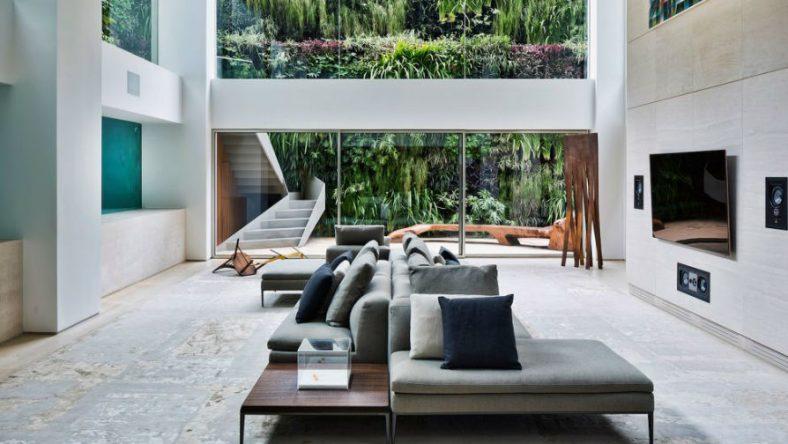 Deze villa in São Paulo is het toppunt van luxe
