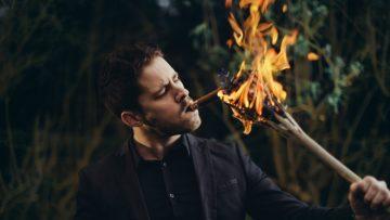 Spoedcursus sigaar roken als een baas