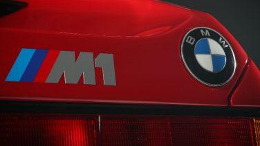 Een unieke garagevondst: de iconische BMW M1