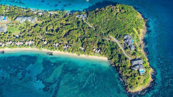 Dit privé eiland in Fiji is de ultieme vakantiebestemming voor jou en je partner