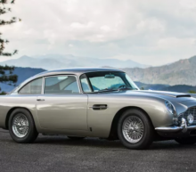 Deze indrukwekkende Aston Martin DB5 gaat binnenkort onder de hamer