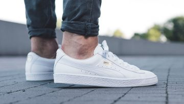 Dit zijn de stijlvolste witte sneakers onder de 100 euro