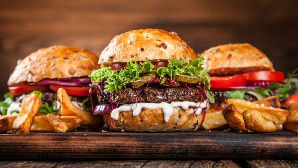 Recept: de Insanity Burger van chefkok Jamie Oliver