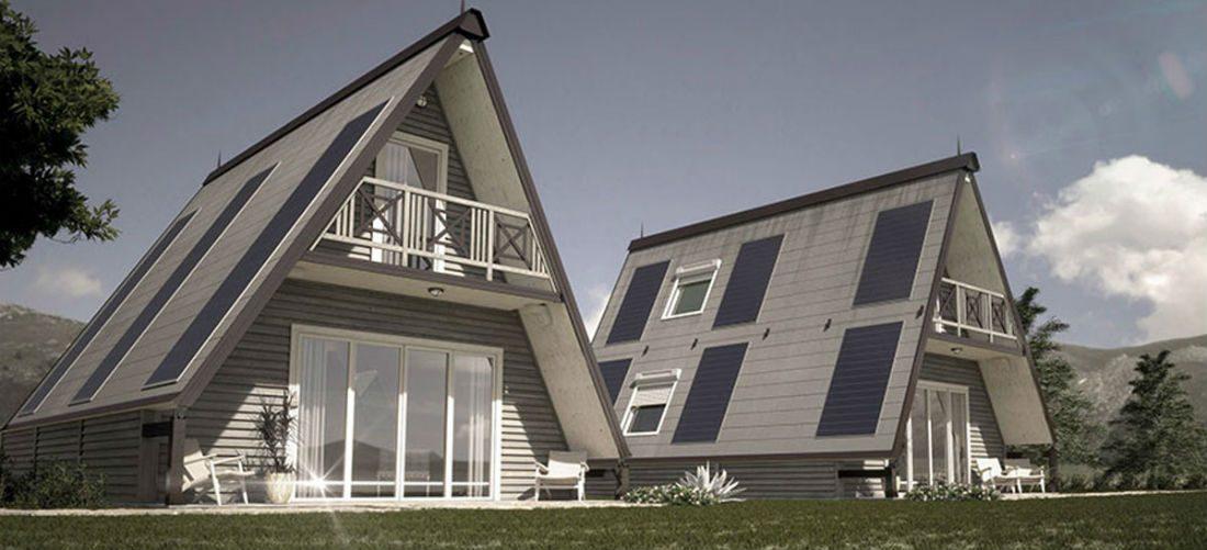 Dit huis kost slechts €33.000,- en is in minder dan 6 uur opgebouwd
