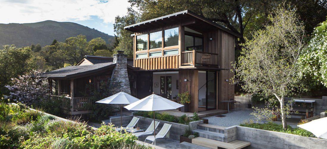 Dit vakantiehuis is de ultieme 'getaway'
