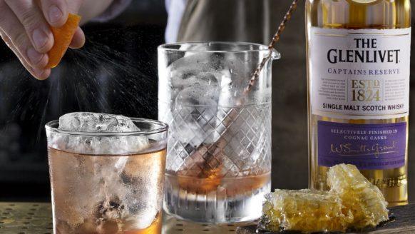 De must-have voor elke whisky liefhebber: The Glenlivet Captain's Reserve