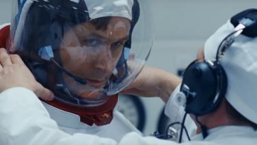 Trailer First Man: Ryan Gosling kruipt in het lichaam van Neil Armstrong