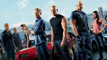 Deze zondag verschijnt de hele Fast & Furious filmreeks op Netflix
