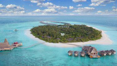 Binnenkijken: het Anantara Kihavah resort op de Malediven