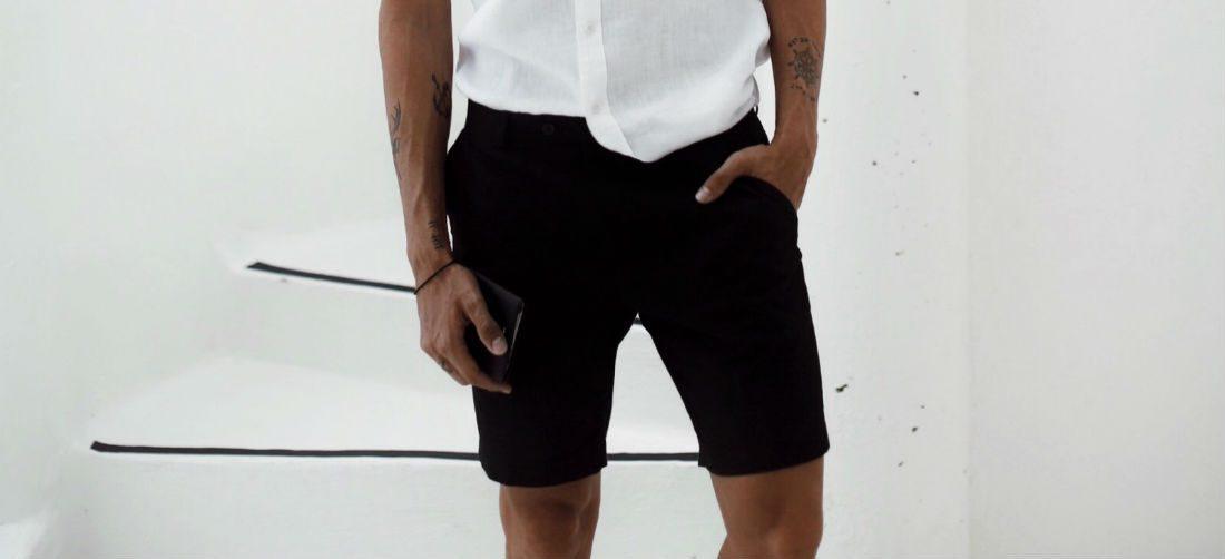 Zo draag jij een korte broek zonder er als een loser uit te zien