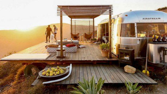De Malibu Dream Airstream is dé ultieme Airbnb voor jou en je meisje