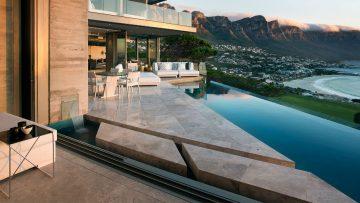 Dit bizar mooie strandhuis heeft het beste uitzicht van Kaapstad