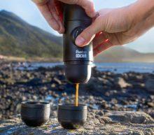 Deze espresso machine zorgt onderweg voor jouw koffie
