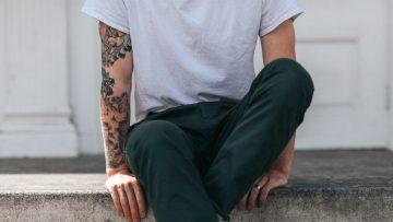 Dit zijn de minst pijnlijke plekken voor een tattoo