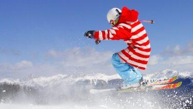 Vergeet de Alpen: de bruutste wintersport vind je in Canada
