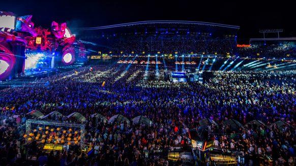 Untold festival: het beste geheim van Roemenië