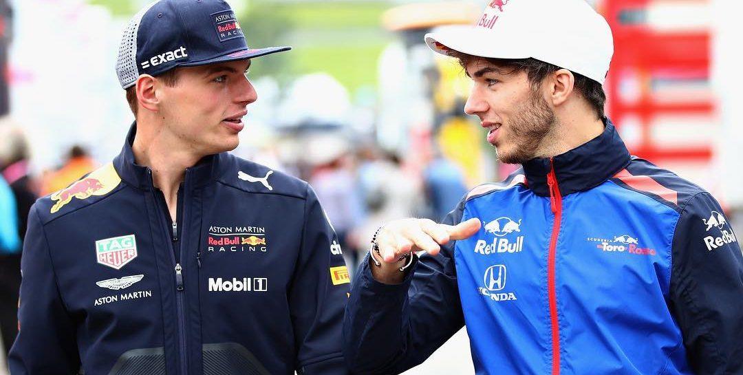 Max Verstappen heeft eindelijk een nieuwe teamgenoot voor het volgende seizoen