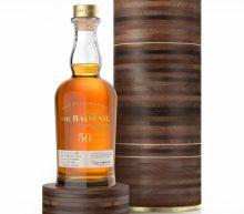 Met deze Balvenie Fifty Scotch Whisky haal je een zéér bijzondere whisky in huis