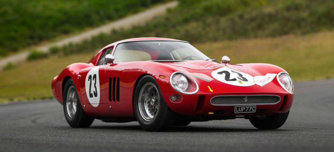 Deze Ferrari 250 GT is de duurste auto ooit verkocht op een veiling