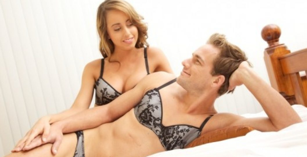 Droom of nachtmerrie: spannende mannenlingerie is een feit..