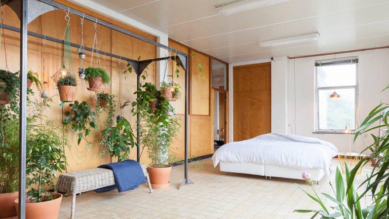 In Gent staat dit heel fijne AirBnB-appartement