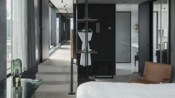Niets is toffer dan de Scandinavische stijl, zo bewijst ook dit hotel in Stockholm