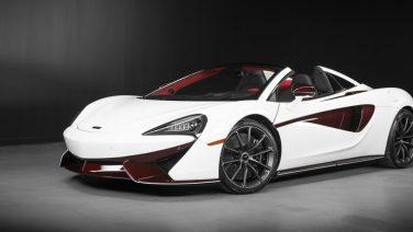 McLaren komt met de 570S Spider, speciaal gemaakt voor de Canadezen