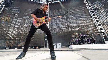 Metallica keert na 15 jaar terug naar de Johan Cruijff Arena
