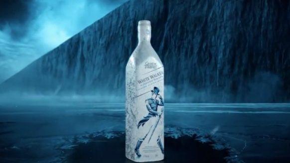 Vandaag lanceert Johnnie Walker een whisky, geïnspireerd op Game of Thrones
