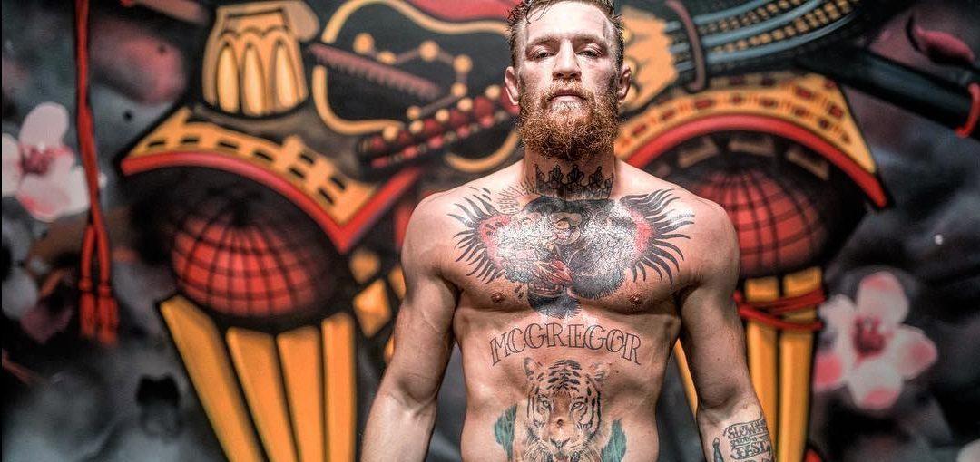 Conor McGregor bewijst als waardig verliezer waarom hij zo geliefd is