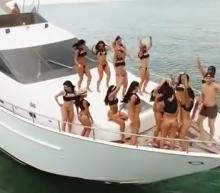 Britse popster koopt onbeperkt seks met 60 prostituees op een privé eiland