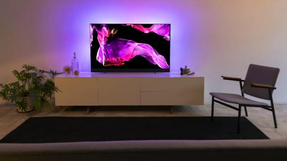 Philips TV en Bower & Wilkins onthullen de meest indrukwekkende tv op de markt
