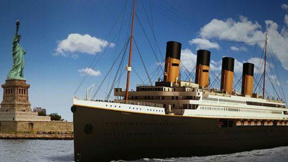 Met deze Titanic-replica kan jij in 2022 exact dezelfde route afleggen