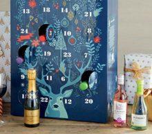 De wijn-adventskalender van Aldi komt dit jaar naar Nederland