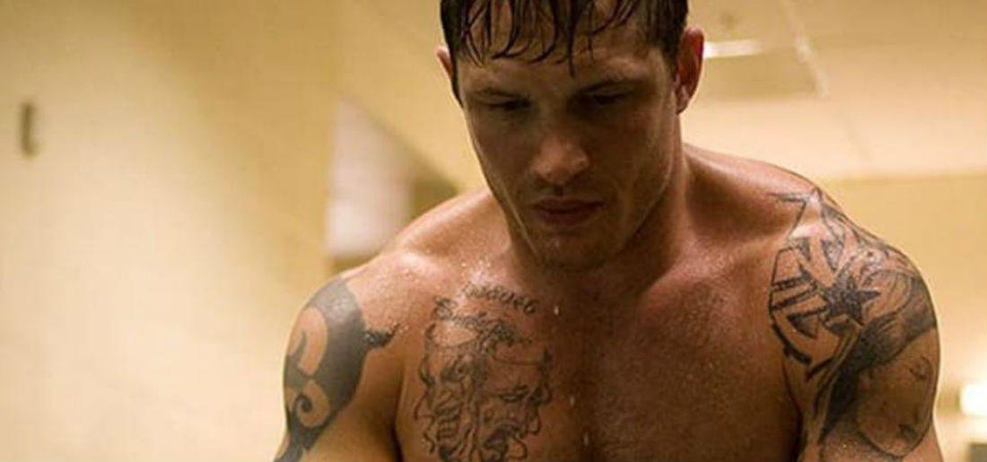 Zo werd Tom Hardy ongekend fit voor Venom