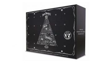 De Jack Daniels whisky adventskalender maakt aftellen tot kerst beter dan ooit