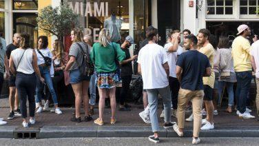 Deze tijdelijke Pop-Up Store is de dikste outlet van Amsterdam